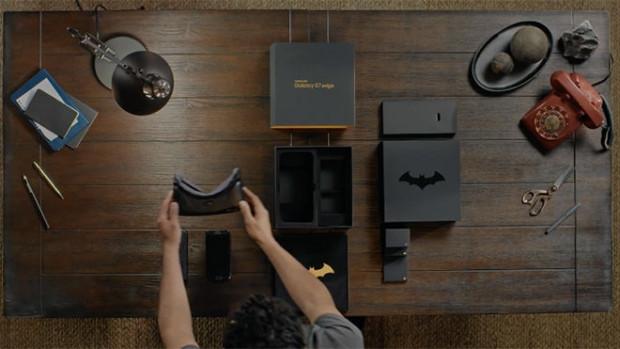 Galaxy S7 edge'in Batman sürümü resmiyet kazandı - Page 4
