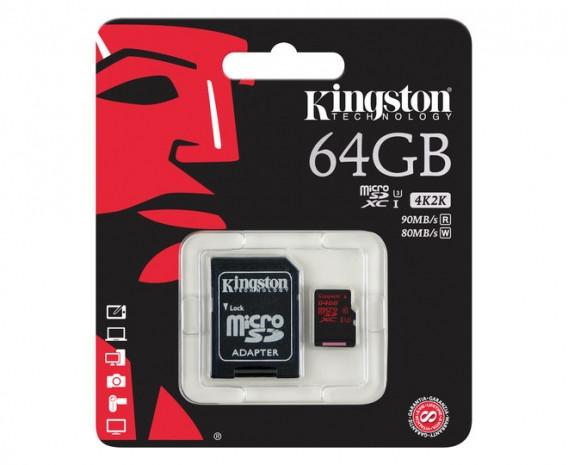 Galaxy S7, S7 Edge ,LG G5 ve HTC 10 için en uygun microSD kartlar - Page 3