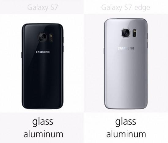 Galaxy S7 ve Galaxy S7 Edge yanyana - Page 1