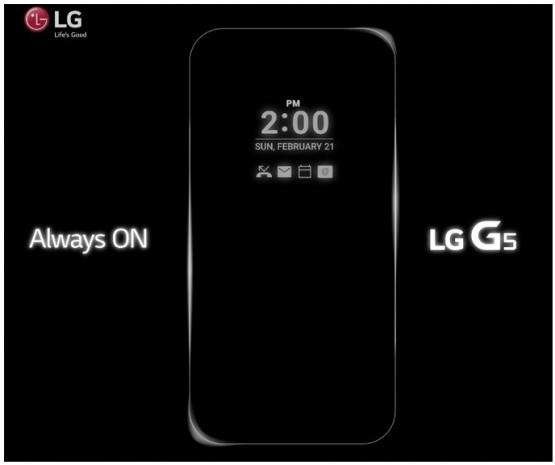 Galaxy S7 veLG G5'in ortak 6 özelliği - Page 1
