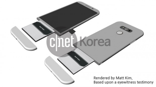 Galaxy S7 veLG G5'in ortak 6 özelliği - Page 4