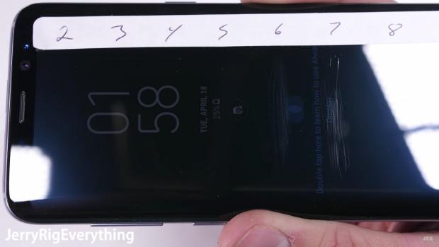 Galaxy S8 ne kadar dayanıklı? - Page 4