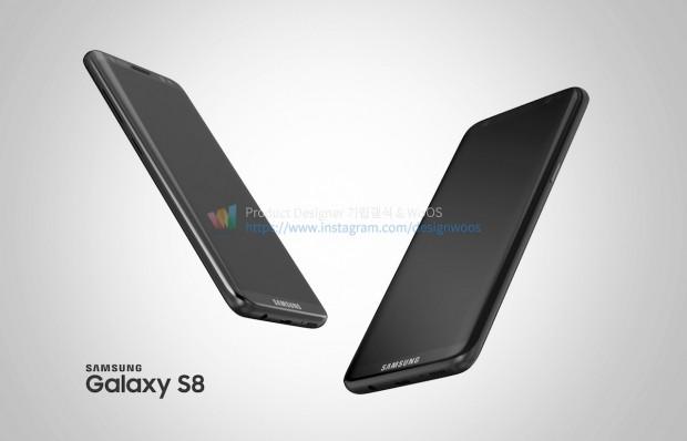 Galaxy S8 ve S8 Plus tüm açılarıyla karşınızda! - Page 4