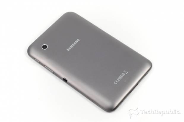 Galaxy Tab 2 7.0 Paramparça! - Page 1
