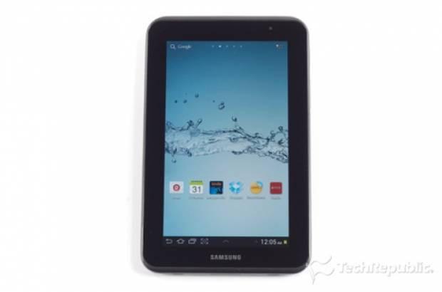 Galaxy Tab 2 7.0 Paramparça! - Page 2