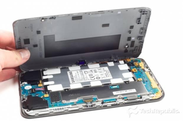 Galaxy Tab 2 7.0 Paramparça! - Page 4