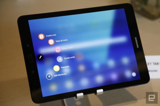 Galaxy Tab S3'e ait ilk görüntüler - Page 2