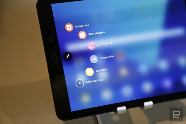 Galaxy Tab S3'e ait ilk görüntüler - Page 3