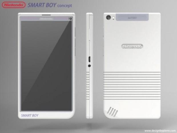 Game Boy gibi akıllı telefon yapılsa nasıl olurdu? - Page 1