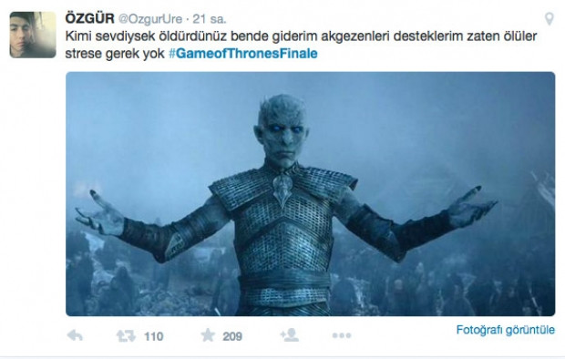 Game Of Thrones 5. sezon final capsleri güldürdü - Page 1