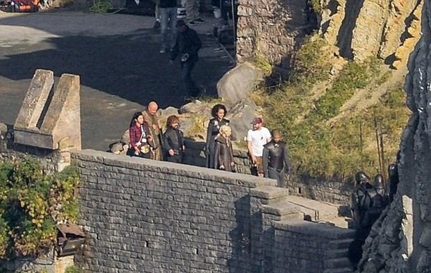 Game of Thrones 7. sezon setinden görüntüler - Page 1