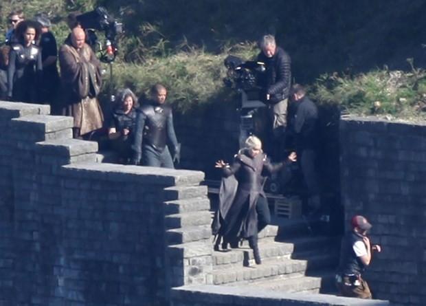 Game of Thrones 7. sezon setinden görüntüler - Page 2
