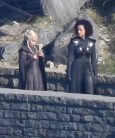 Game of Thrones 7. sezon setinden görüntüler - Page 4