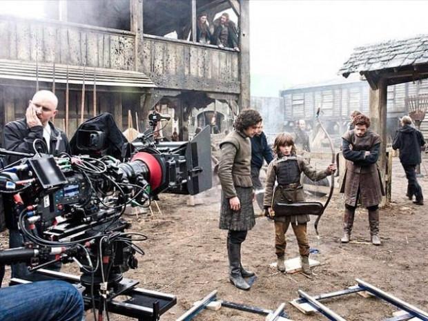 Game of Thrones bu mekanlarda çekiliyor! - Page 3