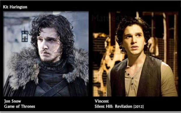 Game of Thrones oyuncularının bu hallerini biliyor musunuz? - Page 4