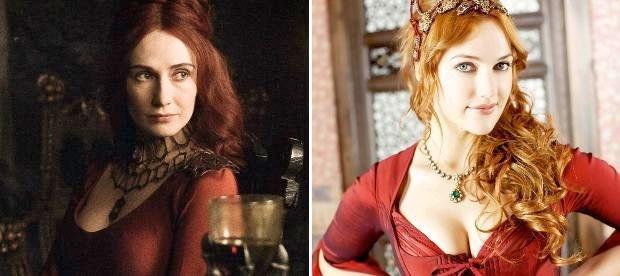 Game of Thrones Türkiye'de çekilse kim rol alırdı? - Page 2