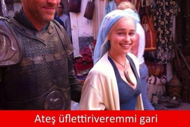 Game of Thrones Türkiye'de çekilseydi - Page 1
