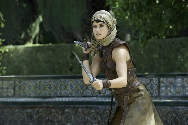 Game of Thrones'tan yeni kareler - Page 1