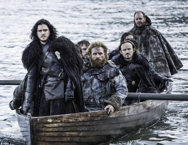 Game of Thrones'un nefes kesen o sahneleri ve gerçek çekim ortamı - Page 1