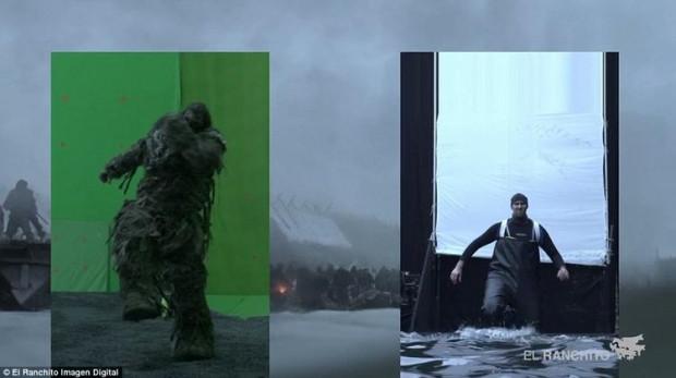 Game of Thrones'un nefes kesen o sahneleri ve gerçek çekim ortamı - Page 4