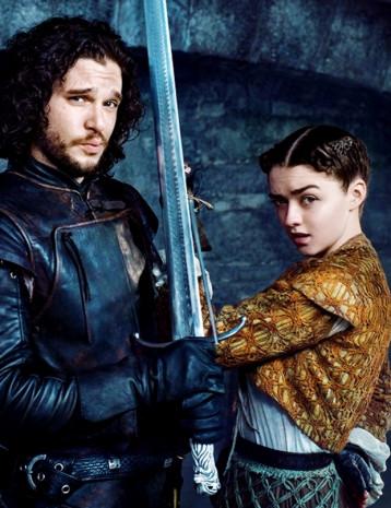Game of Thrones'un yıldızı, Jon Snow'un akıbetini açıkladı - Page 3