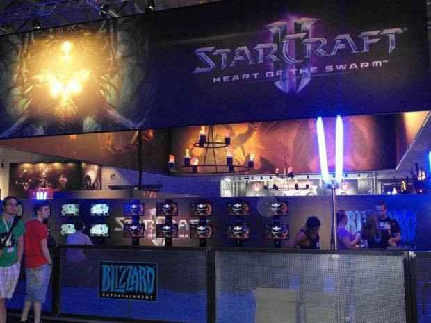 Gamescom 2012, Dev Oyun Fuarı Almanya'yı Salladı! -GALERİ - Page 4