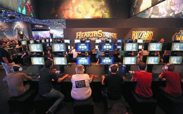 Gamescom 2013'ten muhteşem kareler! - Page 4