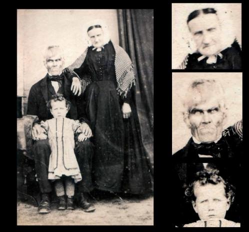 Gece asla bakmamanız gereken birbirinden korkunç tarihi fotoğraflar! - Page 2