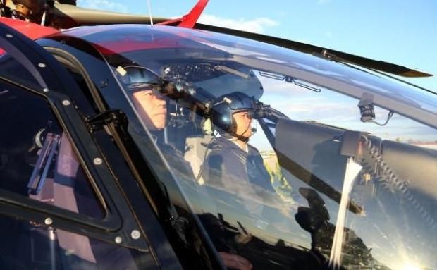 Gece görüş gözlüğü ile ilk sivil uçuş yapıldı! - Page 4