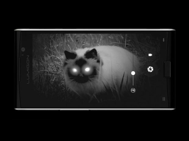 Gece görüş kameralı ilk akıllı telefon Lumigon T3 - Page 3