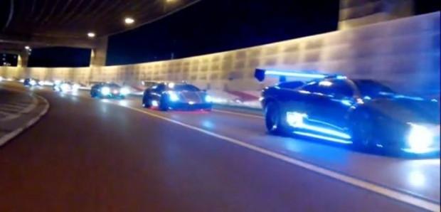 Gecelerin süper otomobilleri! - Page 2