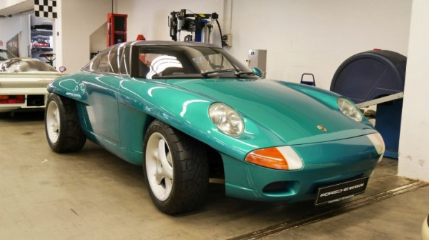 Geçmişe ışık tutan Porsche müzesi - Page 1