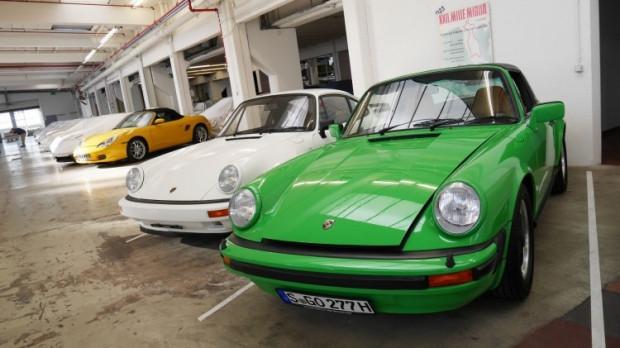Geçmişe ışık tutan Porsche müzesi - Page 2