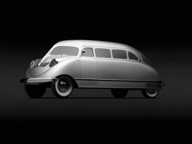 Geçmişle geleceği birleştiren 13 konsept otomobil - Page 2