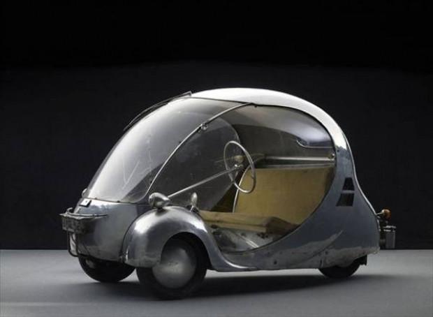 Geçmişle geleceği birleştiren 13 konsept otomobil - Page 3