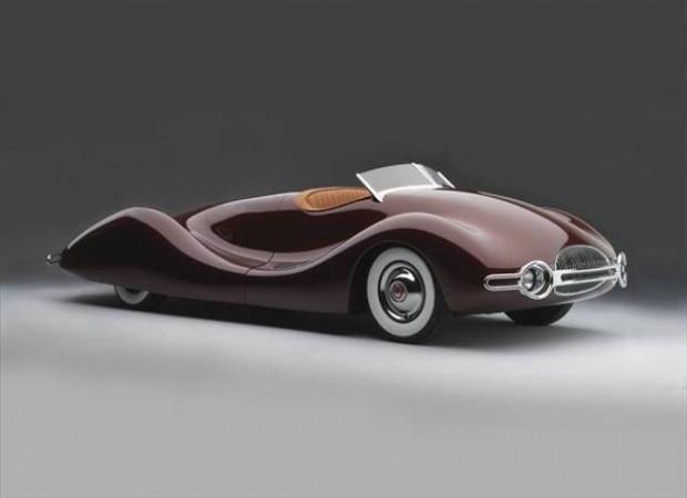 Geçmişle geleceği birleştiren 13 konsept otomobil - Page 4