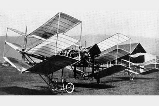 Geçmişte Uçaklar! - Page 4