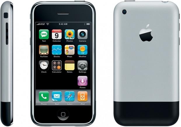 Geçmişten günümüze iPhone - Page 1