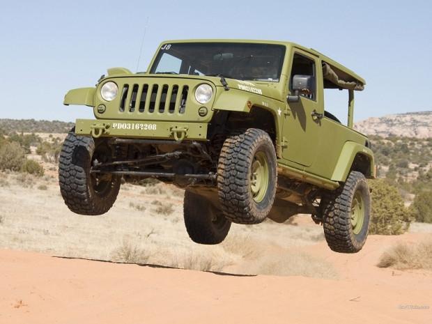 Geçmişten günümüze Jeep hakkında ilgi uyandıran bilgiler - Page 4