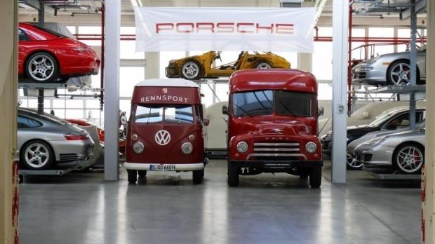 Geçmişten günümüze  Porsche müzesi - Page 1
