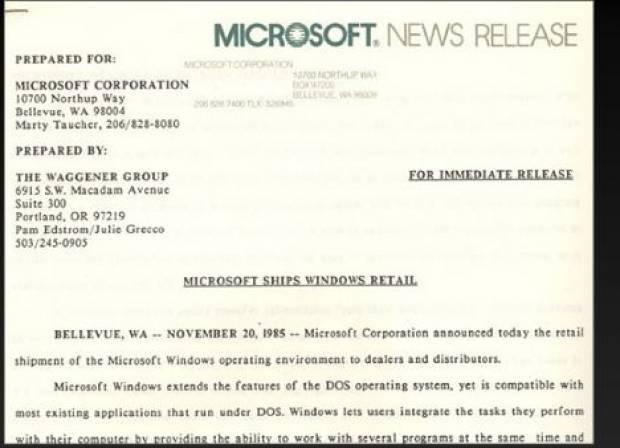 Geçmişten günümüze resimlerle Microsoft Windows -GALERİ - Page 2