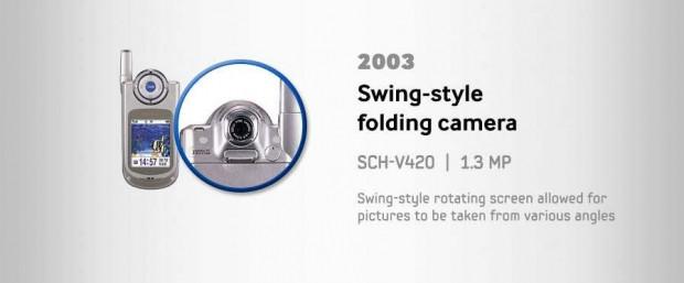 Geçmişten günümüze Samsung telefon kameraları - Page 1