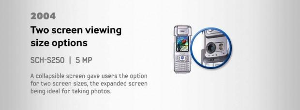 Geçmişten günümüze Samsung telefon kameraları - Page 2