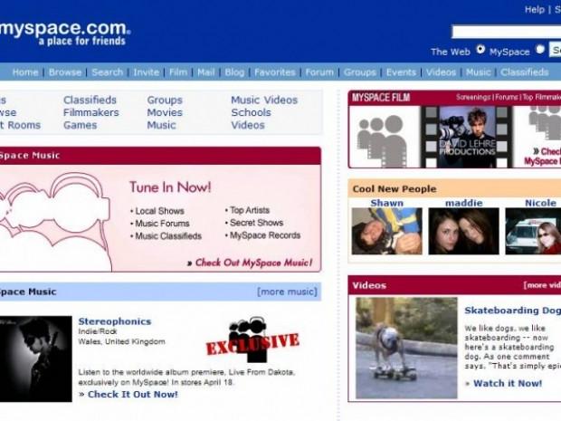Geçmişten günümüze sosyal ağ siteleri - Page 4