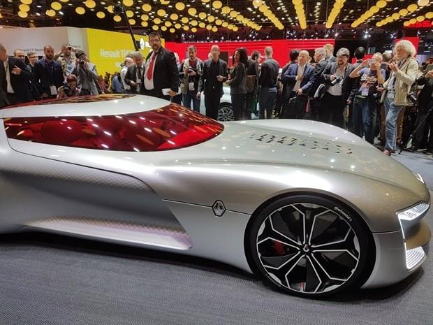 Geleceğe damga vuracak otomobil konseptleri - Page 4