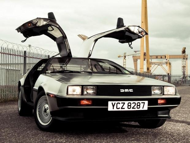 'Geleceğe Dönüş'ün otomobili DeLoreans - Page 1