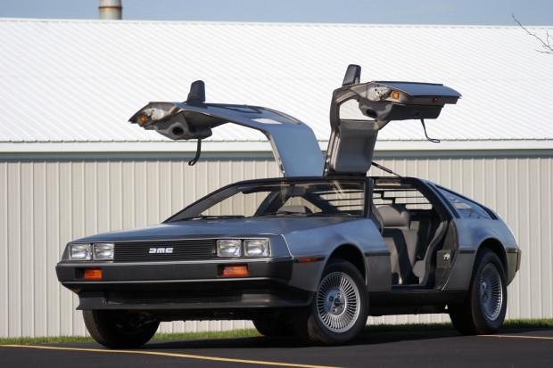 'Geleceğe Dönüş'ün otomobili DeLoreans - Page 2