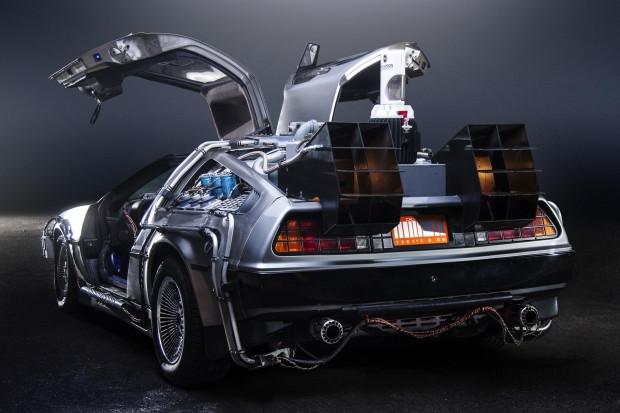 'Geleceğe Dönüş'ün otomobili DeLoreans - Page 3