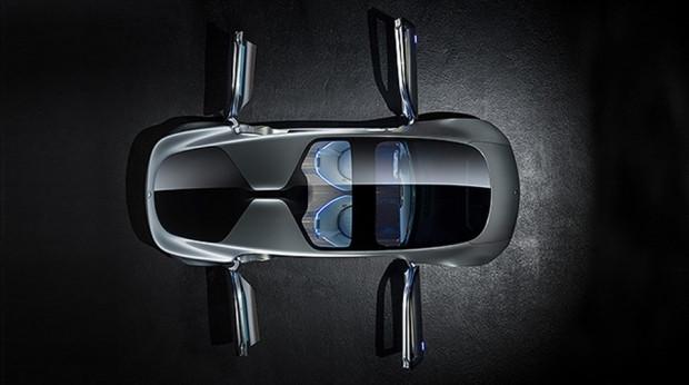 Geleceğe ışık tutan otomobil: Mercedes F015 Luxury - Page 2