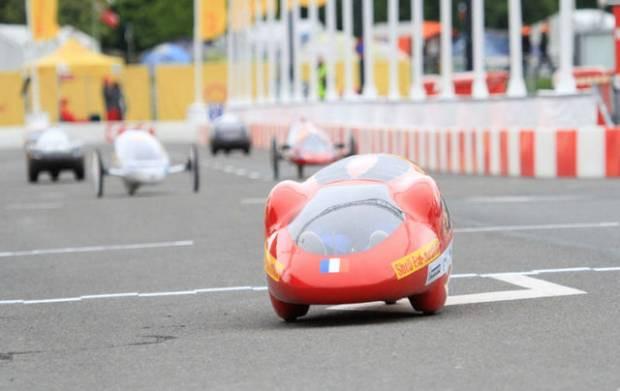 Geleceğin araçları Hollanda'da yarıştı! - Page 1